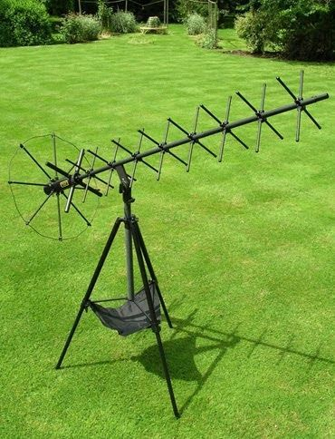 Ultimate DIY: Military UHF SATCOM antenna PART ONE By Steve Douglass I remember the first time I saw a Dorne & Margolin UHF portable S...