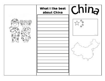 This is for students learning all about China! This can be used as a performance task. Throughout our learning we gathered information about China to be able to put in a brochure. The three main areas that we focused on were: The Great Wall of China, Chinese New Year, and Chinese Fishing Birds (Cormorants).