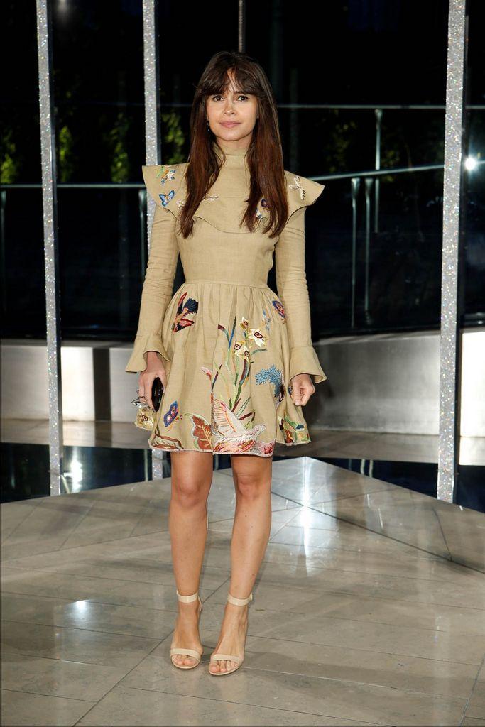 Miroslava Duma - 2015 CFDA Fashion Awards in New York City.  (1 June 2015)