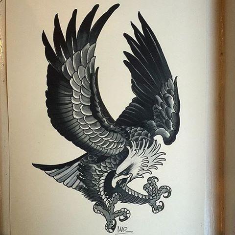 233 besten adler tattoo bilder auf pinterest brandmalerei japan stil und japan tattoo. Black Bedroom Furniture Sets. Home Design Ideas