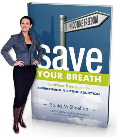 Take back control of your life...stress free system to stop smoking!