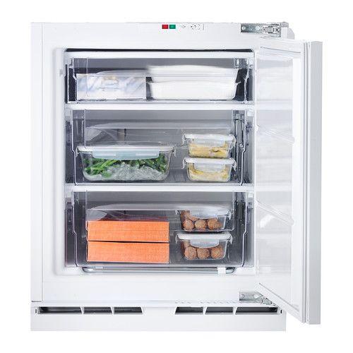 Les 25 meilleures id es concernant frigo encastrable sur pinterest petit fr - Frigo encastrable ikea ...