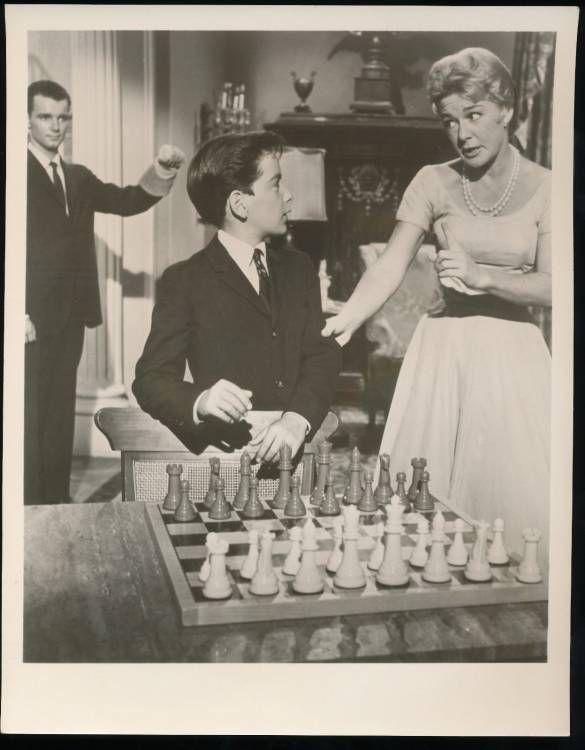Richard Miles, Dennis Joel and Betty Hutton - Sitcoms Online Photo Galleries