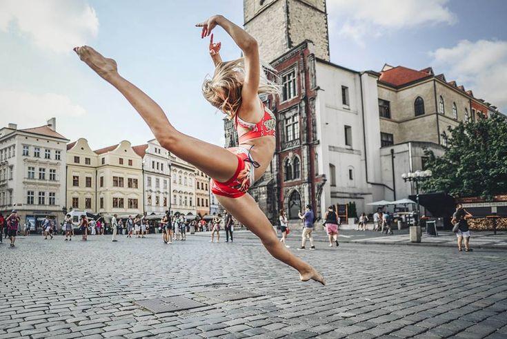 Prague... Old town... Siluet YOGA WEAR... #siluetyogawear #madewithloveforyou