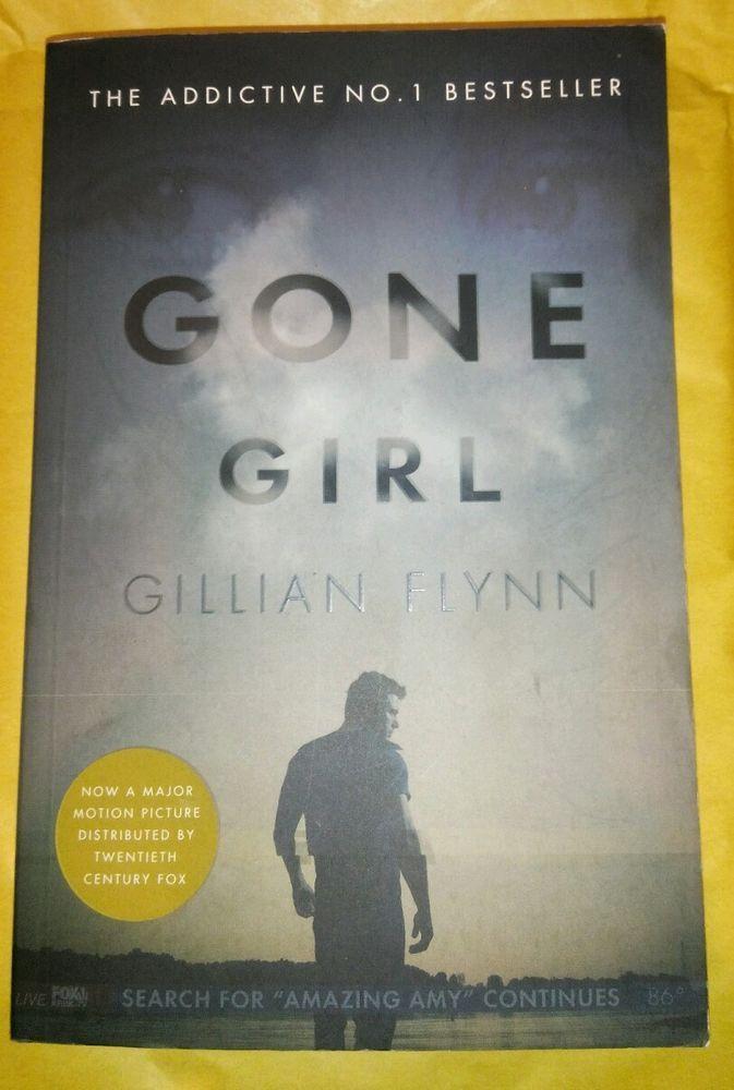 Gone Girl, Flynn, Gillian Book, Same day dispatch.