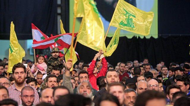 """Arap Birliği'nde dışişleri bakanları seviyesindeki toplantıda, Lübnan'da faaliyette bulunan Hizbullah, terör örgütü ilan edildi. """"Irak, Cezayir ve Lübnan'ı"""