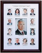 14 Quot X18 Quot Model 12e Employee Of The Month Photo Frame