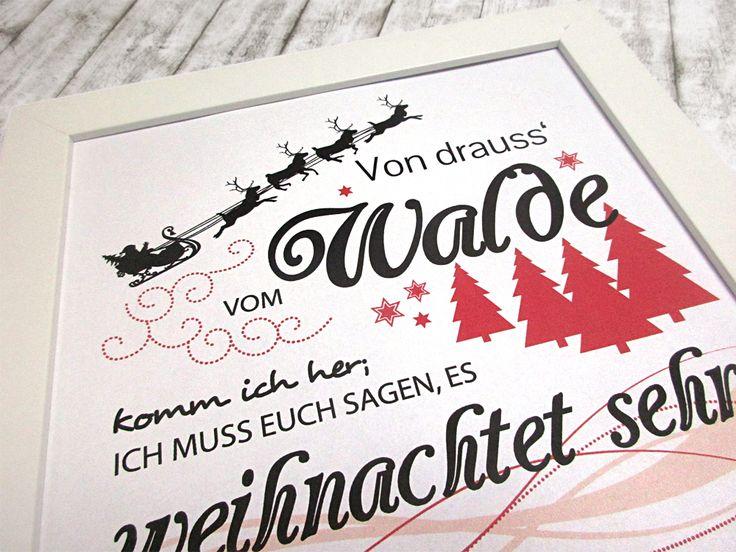 Best 25 weihnachtskarten zum ausdrucken ideas on - Weihnachtskarten drucken gratis ...