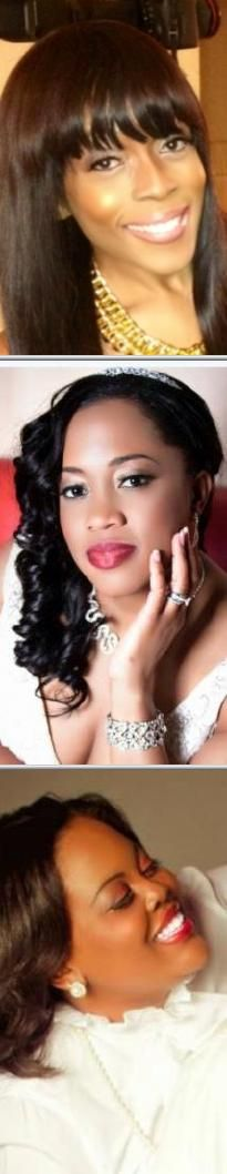 If you want to wear lash extension or have perfect eyebrows, check out Terrelle Hunt-Moore. She works on makeup artist jobs for proms, balls, weddings, birthdays, photo shoots and more. Click for more photos and reviews.
