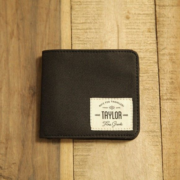 wallet 401 black. $20.83. material: synthetic canvas and leather. size: 11 x 9.5 cm. #wallet #canvaswallet #leatherwallet #unisexwallet #menwallet #black