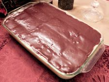 An easy and delicious Eclair Dessert!