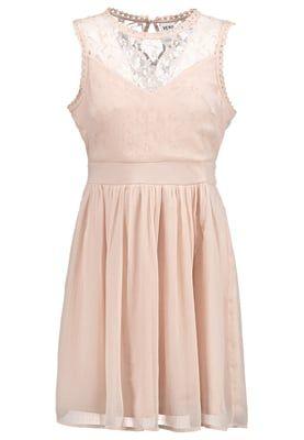 Robes Vero Moda VMAYA - Robe d'été - rose dust rose: 40,00 € chez Zalando (au 04/05/16). Livraison et retours gratuits et service client gratuit au 0800 740 357.