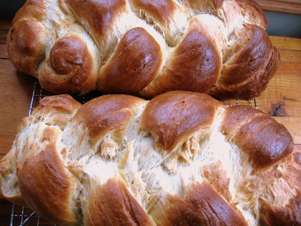 Whole-Wheat Challah made with honey | stuff I love | Pinterest