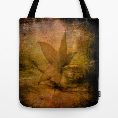 Old memories Tote Bag by Oscar Tello Muñoz - $22.00