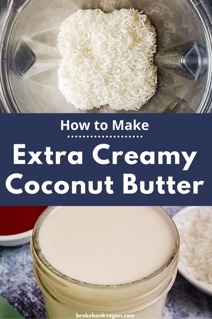 Say goodbye to expensive coconut butter and hello to your new favorite recipe. It's time you learn how to make coconut b…