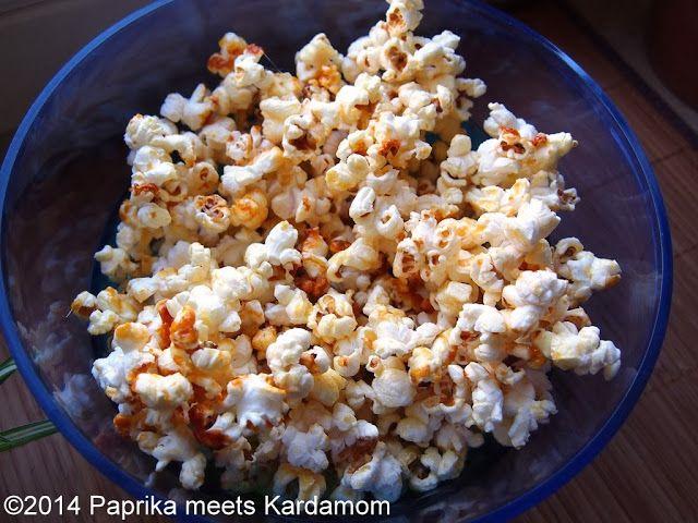 Popcorn Süß & Salzig im Topf