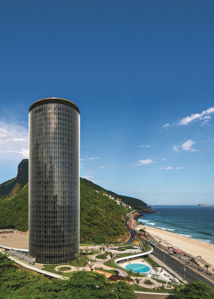 Hotel Grand Melia Nacional Rio em São Conrado no Rio de Janeiro