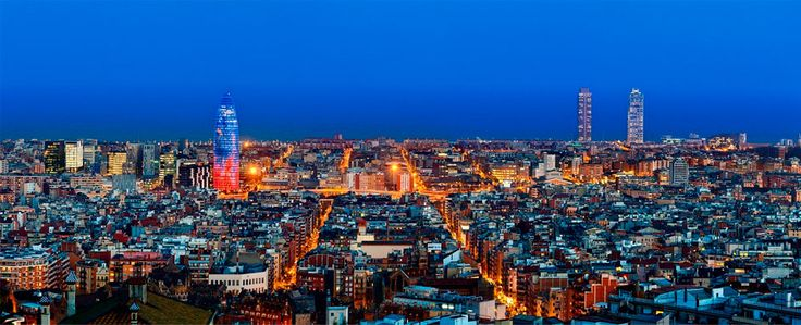 Most green eco-friendly cities in Europe, Barcelona - keyofaurora.com Artisanal.Narrative.Smart -