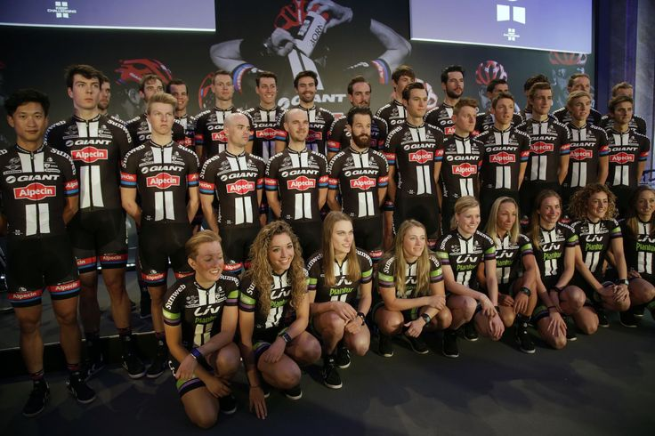 Team Launch of Team Giant - Alpecin HR - 2016