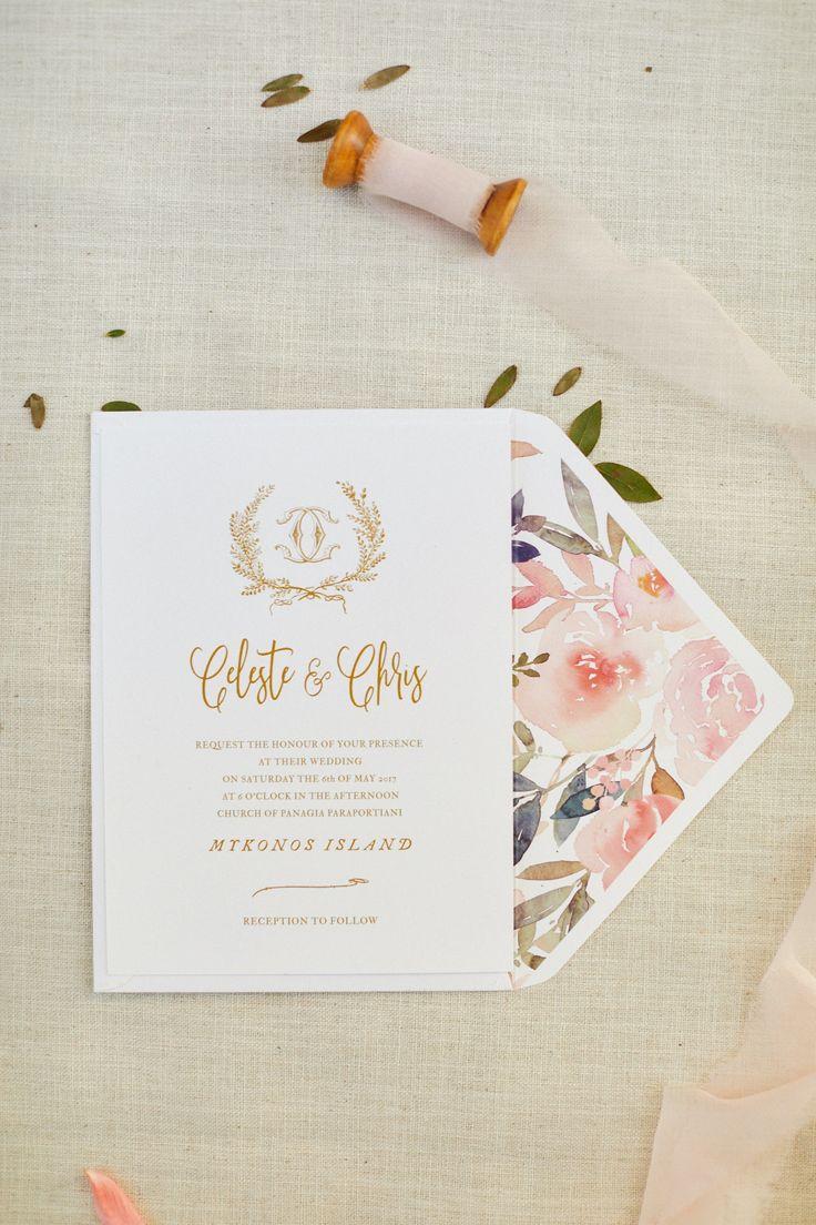 Photography: http://www.annaroussos.com   Photography: http://www.gianlucaadovasio.it/   Photography: http://sotiristsakanikas.com   Stationery: http://www.atelier-invitations.gr   Read More: https://www.stylemepretty.com/2017/09/28/escapist-romance-wedding-inspiration-mykonos/