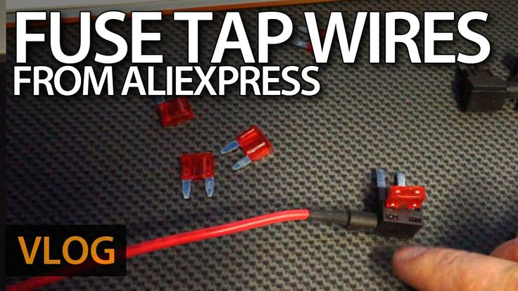 Fuse tap wires from #AliExpress #cars #tuning #retrofit #modifications #accessories