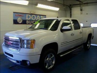 2012 GMC Sierra 2500 Denali #car