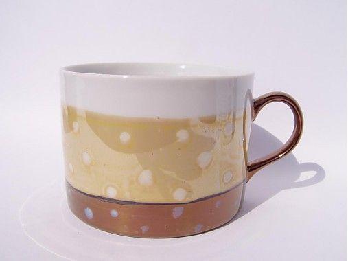 Nízke široké choco by petronela - SAShE.sk - Handmade Keramika