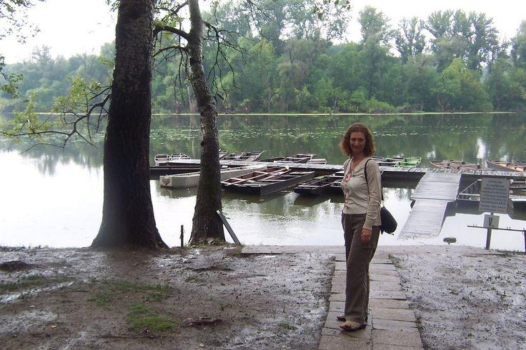 Thelma enjoys the scenery at Mártély