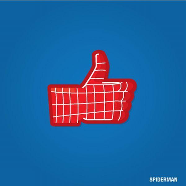 Superhero-Likes-Spiderman