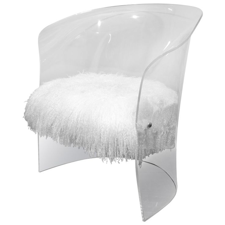 Best 25+ Lucite Chairs Ideas On Pinterest | Ghost Chairs Dining, Clear  Chairs And Ghost Chairs