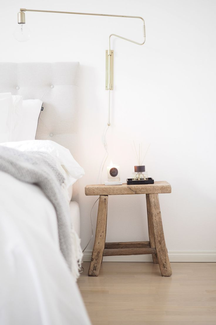 Char and the city - White, classic and Scandinavian bedroom - read more on the…