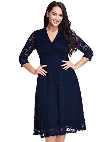 Women's Plus Size Navy Lace Mother of the Bride Bridal Fo... https://www.amazon.com/dp/B01IVNS1DK/ref=cm_sw_r_pi_dp_x_abj8xbGK1YXHQ