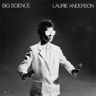 Laurie Anderson - Big Science (1982)  http://artesuono.blogspot.it/2016/11/laurie-anderson-big-science-1982.html