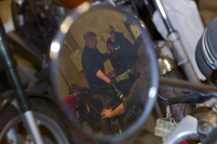 Opleiding motor en bromfietsmechanica basis | SYNTRA Limburg | Uw opleiding, onze zaak