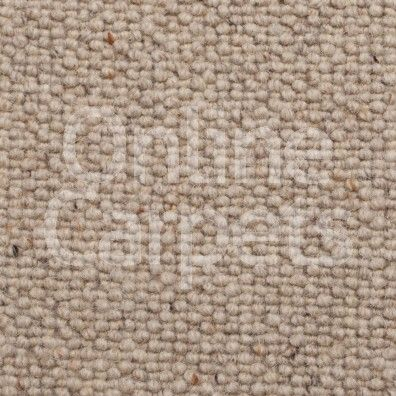 Cream beige elite 100 wool berber carpet wall to wall for Wool carpet wall to wall