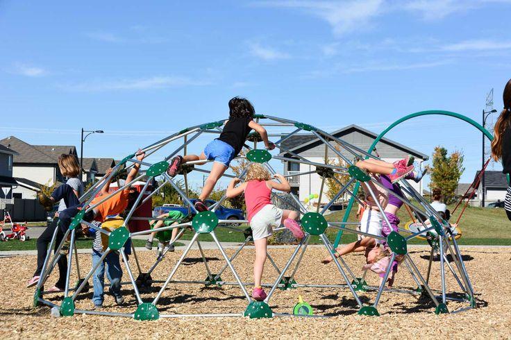 Charlesworth Playground Edmonton