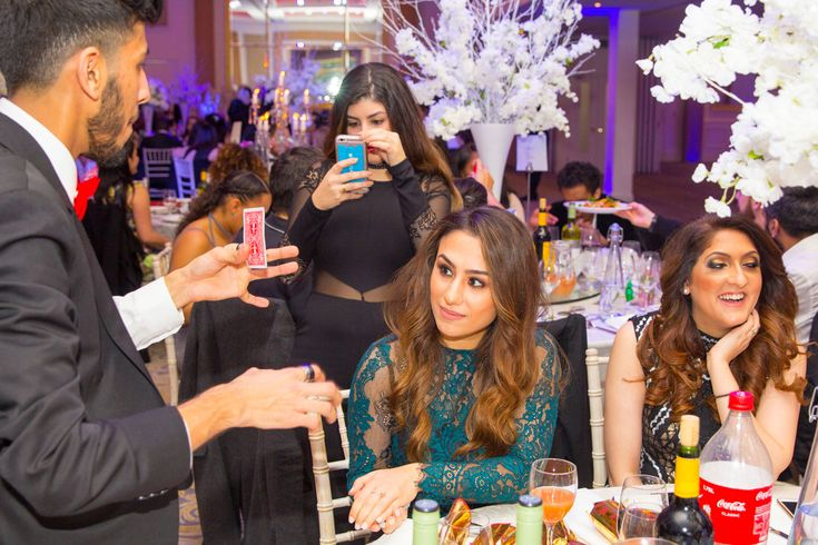 Magic at The Meridian Grand One of the most important aspects of any event is the entertainment. Whatever event it is, you want it to be special. SJ Magic will be the perfect i...