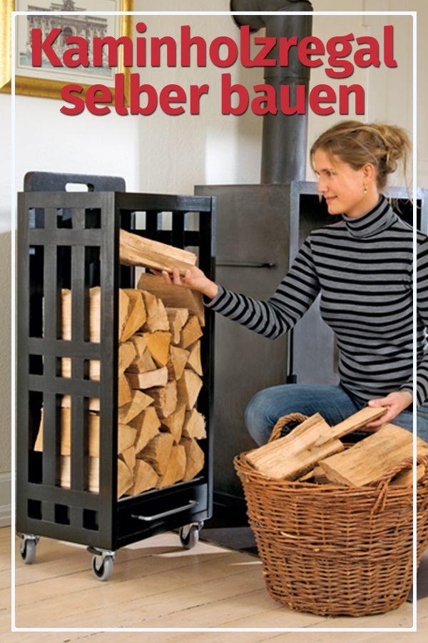 kaminholzregal diy furniture holz regal brennholz. Black Bedroom Furniture Sets. Home Design Ideas