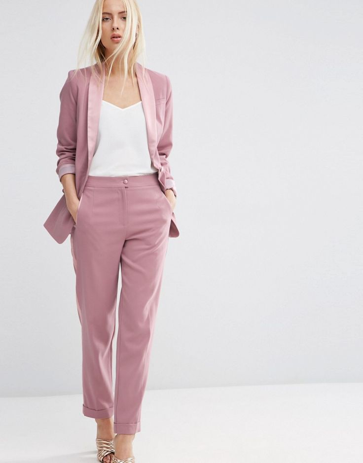 Image 4 of ASOS Occasion Summer Tux Blazer