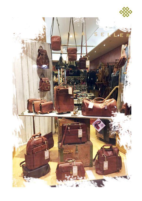New Shop Window www.lasellerie.net