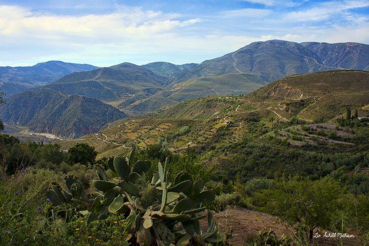https://flic.kr/p/HjXYxX | Landscape at La Alpujarra,Spain