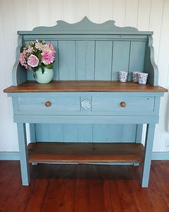 painted buffets and sideboards
