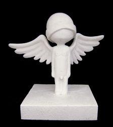 Little Angel Warrior by Sam Allerton