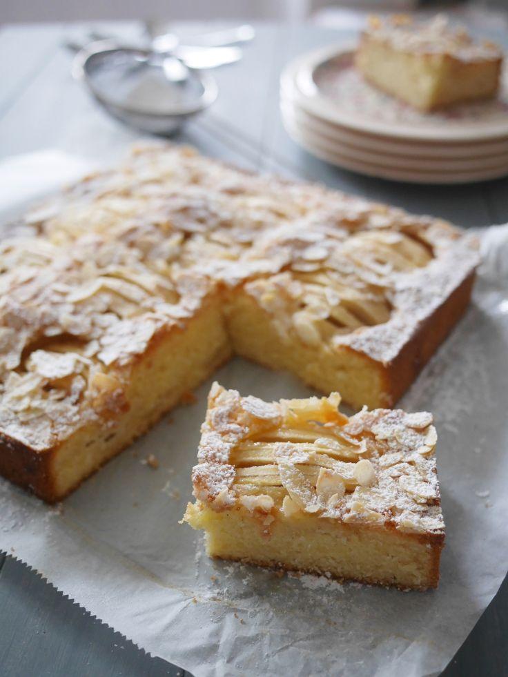 Gâteau aux pommes Donna Hay