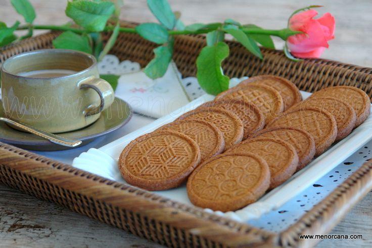 Galletas caramelizadas (tipo lotus) - Ana en la cocina
