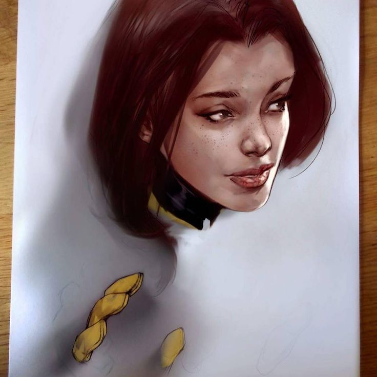Kitty Pryde by Ben Oliver #marvel