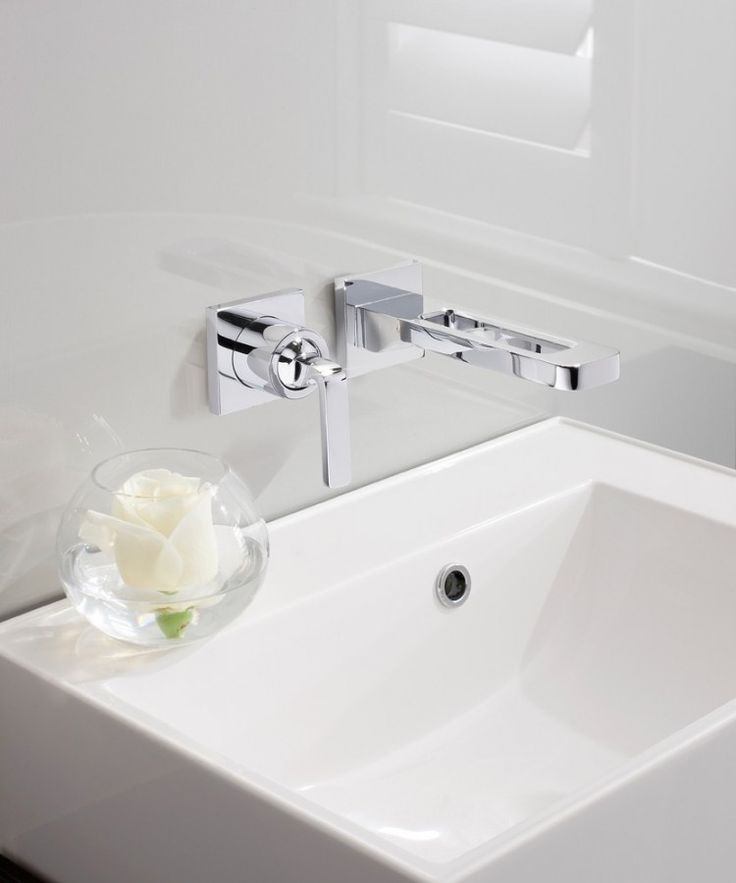 KH Zero 1 Bathroom Taps