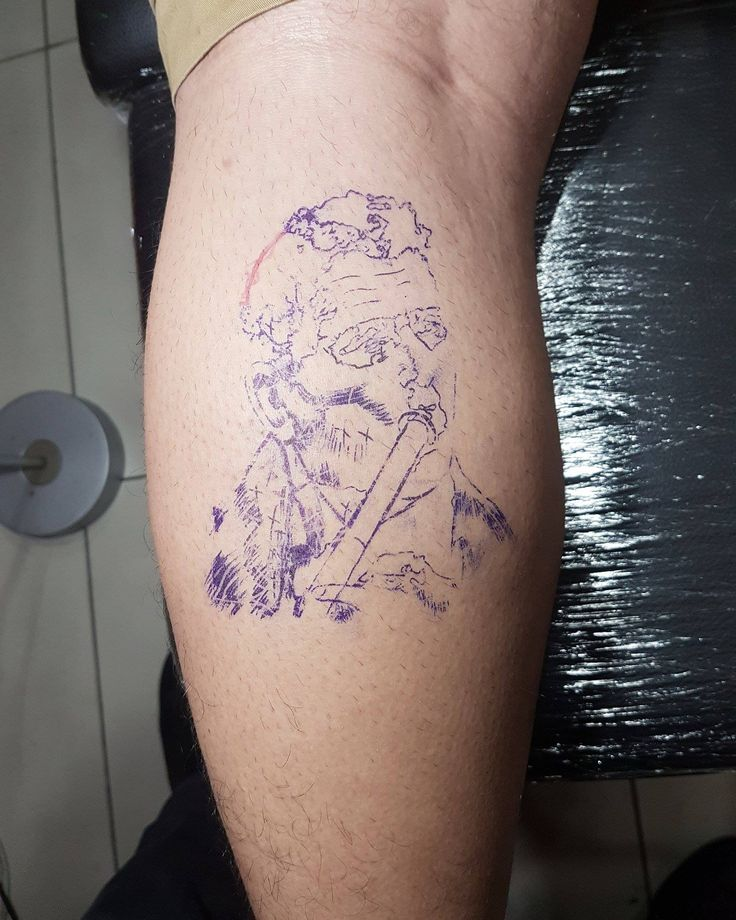 Tattoo stencil http://instagram.com/karincatattoo #tattoostencil #stencil #tattoo #portraittattoo #dövme #istanbul #tattoos #turkey #legtattoo #stencilstuff #onworking