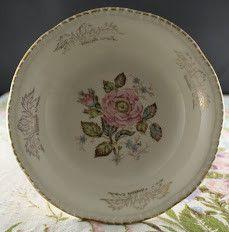 Queen Esther Bowl - Homer Laughlin