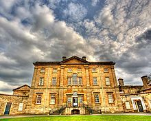 This pic has been repinned a LOT from my Bottle Imp Board - Cusworth Hall, Doncaster, South Yorkshire, England -